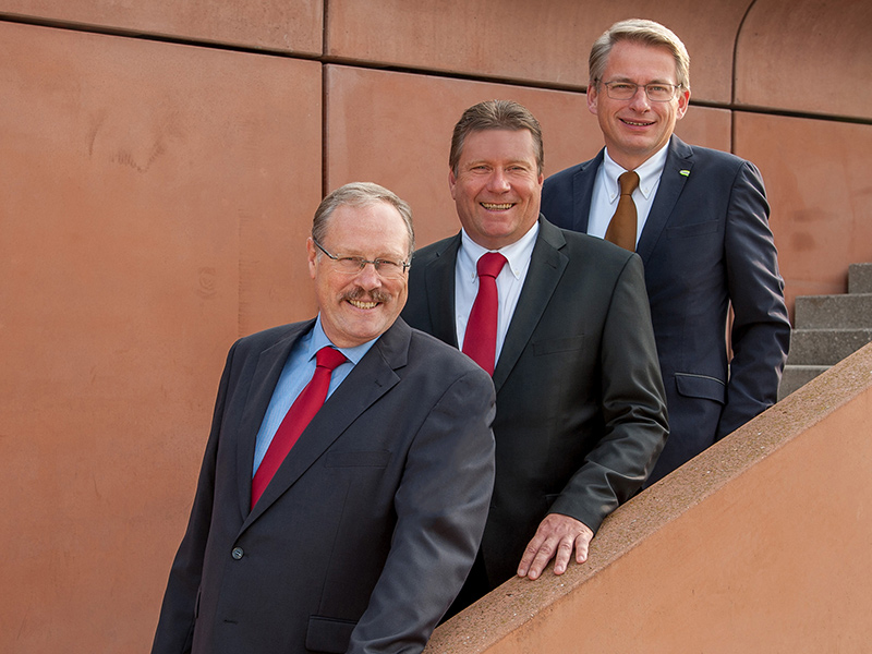 Management Team ETS Transport & Logistics GmbH