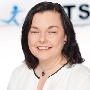Photo shows Stephanie Mzik Manager ETS Transport & Logistics GmbH Bremen