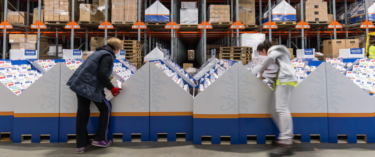 Price overview for fulfilment (net)