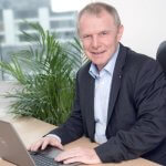 Photo shows Dietmar Niehaus, external data protection officer